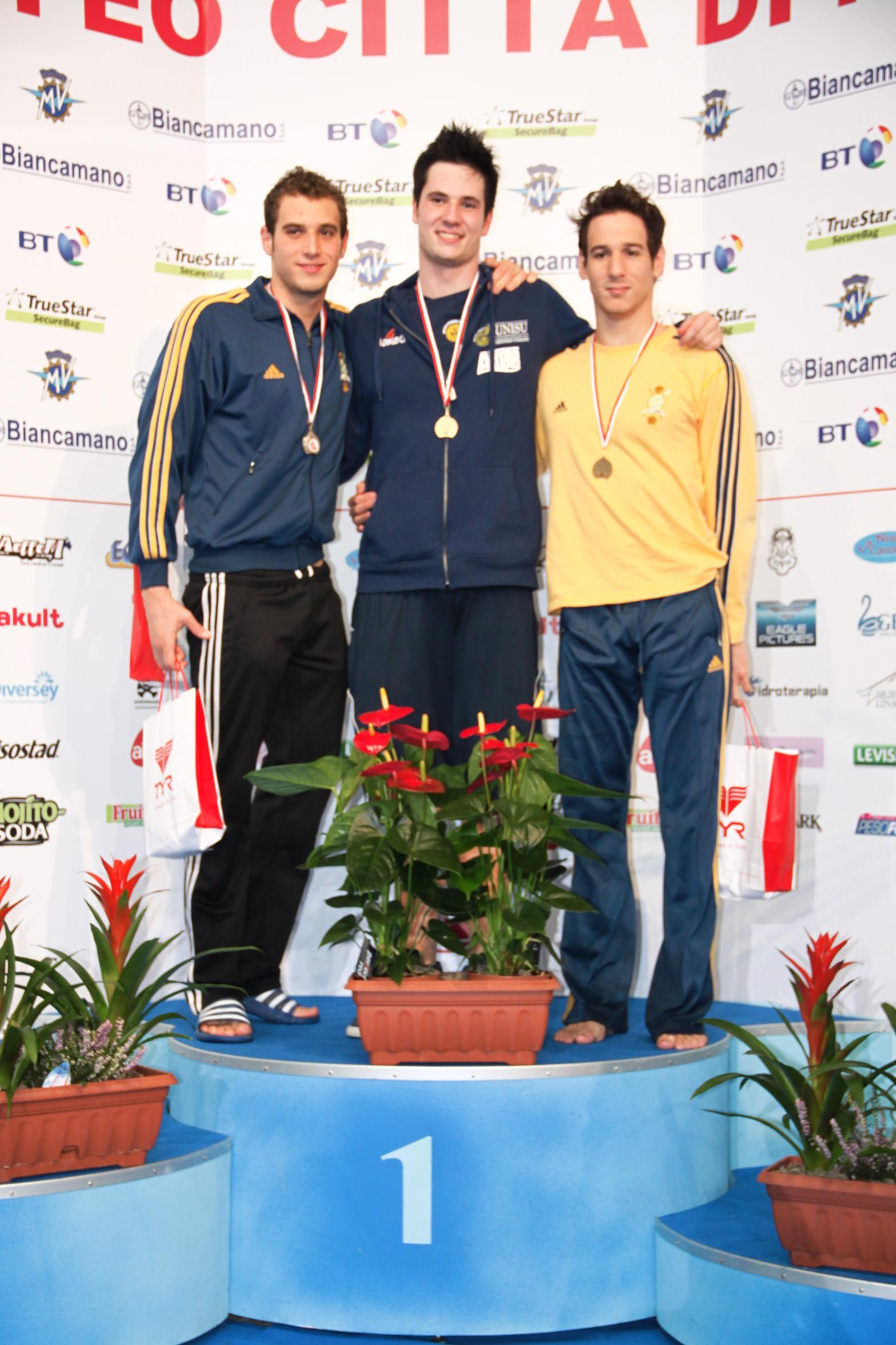 II Trofeo Internazionale Citta' di Milano 3 – 4 – 5 Febbraio 2012