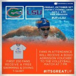 Gators back in action Friday October 10