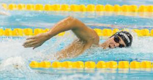 4th FINA World Junior Swimming  Championships 2013