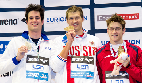 XVII European Short Course Swimming Championships