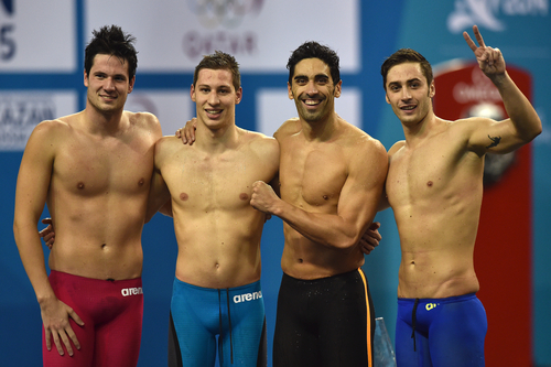 12th FINA World Swimming Championships (25m)