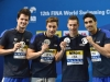 12th FINA World Swimming Championships (25m)