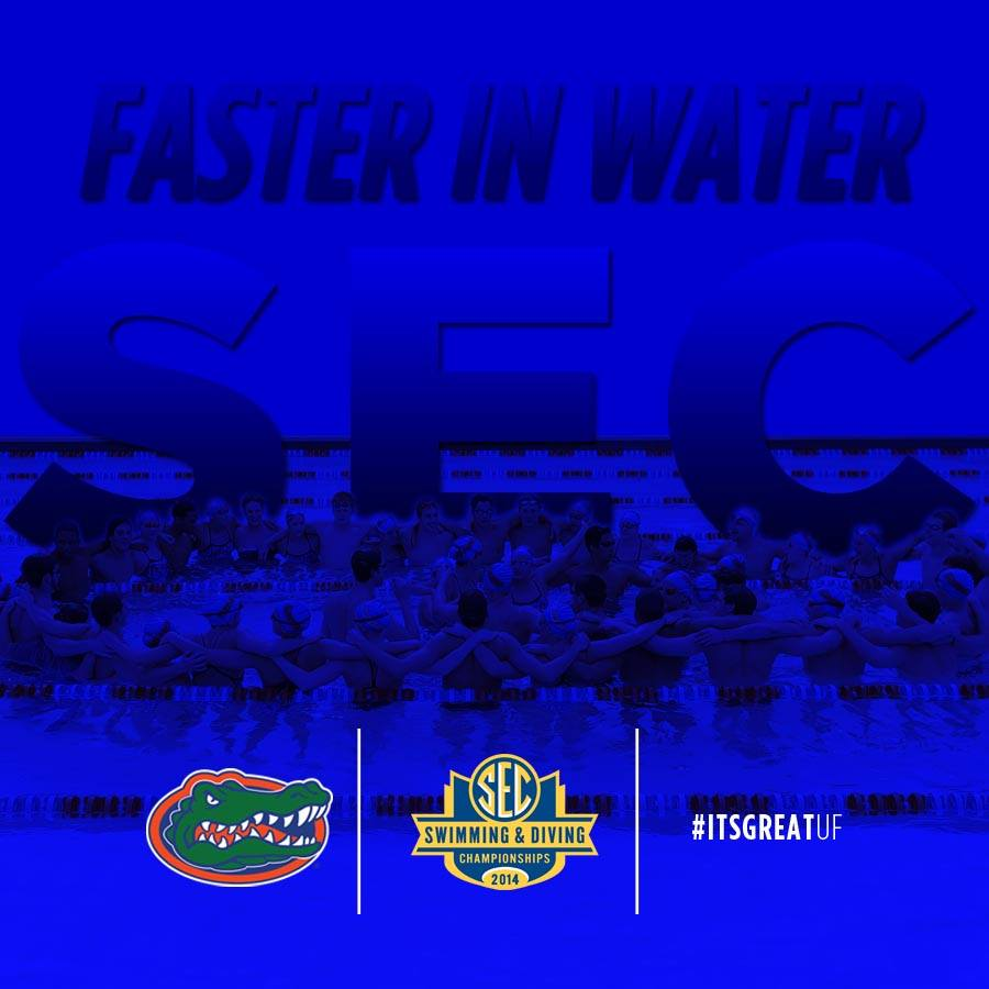 I Florida Gators vincono i Southeastern Conference Championships (SEC)
