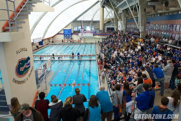 Gator Swimming & Diving  Names 2013-14 Award Recipients.