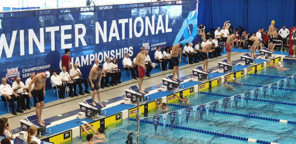2018 Winter National Championships – Greensboro Aquatic Center Greensboro, NC